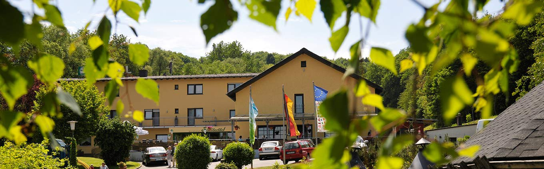 Waldhotel Rheinland Pfalz Kurzurlaub Wellnesswochenende