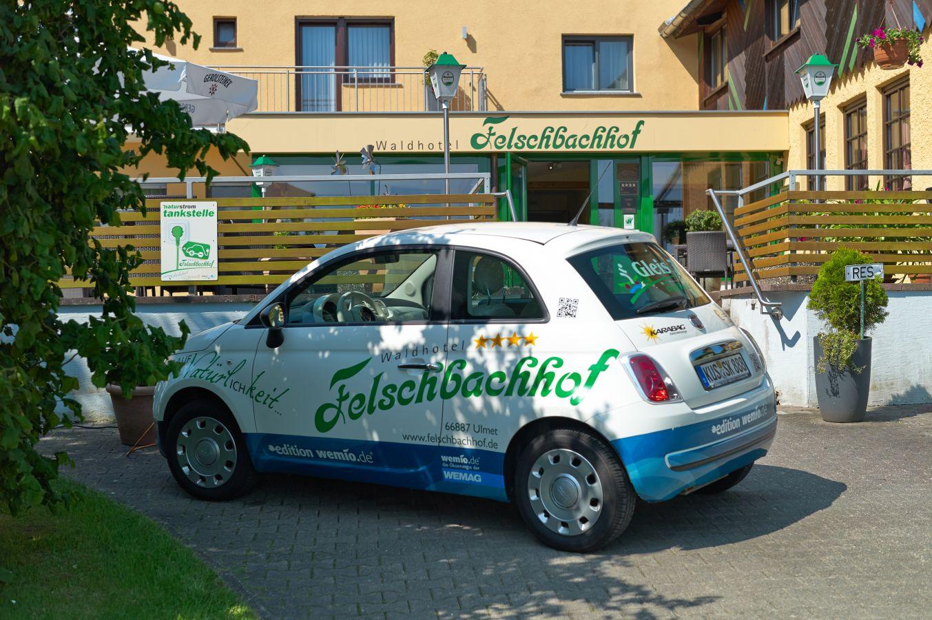Nachhaltigkeit - Waldhotel**** Felschbachhof : Waldhotel ...